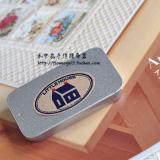 441063日本进口金龟LITTLE HOUSE(小木屋)铅盒装珠针