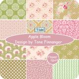 北欧著名品牌TILDA印花布组---apple bloom   2015年春季新品