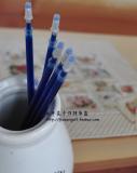 蓝色铁头水消笔专用替换芯