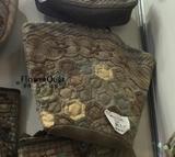 日本进口加藤礼子材料包---Hexagon Basket Bag