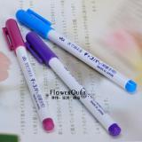 日本进口CHA蓝色水消笔/红色紫色气消笔