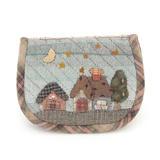 日本进口加藤礼子材料包---House Coin Purse 现货