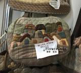 日本进口加藤礼子材料包---3D House Small Bag