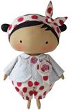 北欧著名品牌TILDA材料套包---甜心娃娃