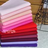 日本进口COSMO素布/纯色布---红紫色系